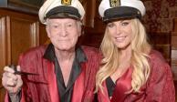 FOTOS: Después de Playboy, la nueva vida de la viuda de Hugh Hefner
