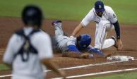 Padres empatan serie ante Dodgers en México