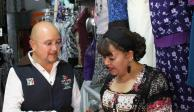 Pymes y creación de empleo, estrategia de seguridad de Lorenzo Arroyo