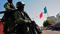 Ejército mexicano atiende denuncias a través de un call center