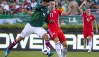 México y Gales empatan a cero, en partido de poca acción