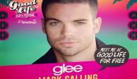 """Muere Mark Salling, actor de """"Glee"""", a los 35 años de edad"""
