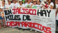 Reportan 3 mil desapariciones y homicidios dolosos en Jalisco en 5 años