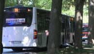 Iraní acuchilla a pasajeros en un autobús de Alemania
