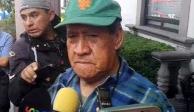 VIDEO: Estoy orgulloso de mi hijo, afirma papá de escolta asesinado