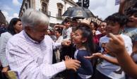 López Obrador promete terminar en su sexenio con charrismo sindical