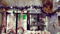 OPCIÓN NAVIDEÑA: Mercado San Juan, el lugar con la comida más exótica