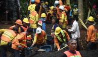 FOTOS: Mira el operativo de rescate de 12 niños en una cueva de Tailandia