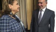 México, por salida pacífica en Venezuela, asegura embajador ante OEA