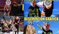 MEMES: Chivas decepciona a su afición y en redes no lo perdonan