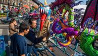 Desfile de Alebrijes afectará la circulación vial en la CDMX