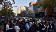 VIDEO: Reportan sismo de 5.9 grados, con epicentro en Oaxaca