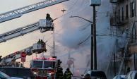 FOTOS: Nuevo incendio en el Bronx deja 23 heridos