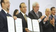 Segob y ANUIES firman convenio para prevenir narcomenudeo en universidades