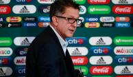 Juan Carlos Osorio rechaza renovación y deja de ser DT del Tri