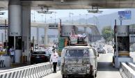 Detectan autos robados en vía  a Cuernavaca
