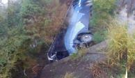 FOTOS: Vuelca autobús de pasajeros en Montemorelos y deja 8 muertos