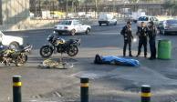 Camión de pasajeros arrolla y mata a ciclista en la GAM
