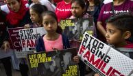 Juez da revés a Trump y ordena no separar familias migrantes por periodos largos
