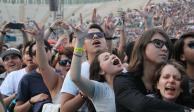 FOTOS: Bajo un intenso sol se vivió la primera jornada del Vive Latino 2018