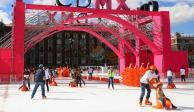 Pista de hielo se colocará en Monumento a la Revolución: Sheinbaum