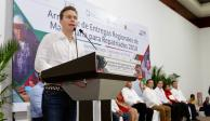 Chiapanecos repatriados contarán con oportunidades para su bienestar: Velasco