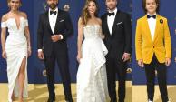 FOTOS: Así Johansson, Timberlake… engalanaron la alfombra roja de los Emmy