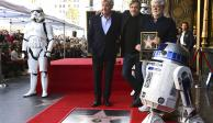 FOTOS: Luke devela su estrella en el Paseo de la Fama de Hollywood