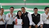 Anuncian 636 mdp para familias Prospera en Hidalgo durante 2018