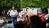 Meade ganará a la buena y con la ley en la mano: Eruviel Ávila