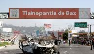 No se detonaron armas en el desalojo de la México-Pachuca: Amieva