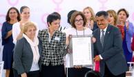 Recibe ISSSTE certificación oro en igualdad laboral y no discriminación