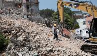 Anuncian subsidio de reconstrucción para la Ciudad de México