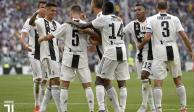 Juventus vence 2-0 a la Lazio; Cristiano Ronaldo sigue sin anotar