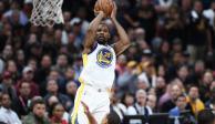 Deja Kevin Durant a LeBron y los Cavaliers al borde del KO