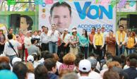 Morena no hará en 2 meses lo que gobiernos humanistas han hecho en 20 años: Christian von