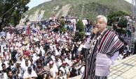 NAIM, viable con IP, afirma López Obrador