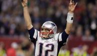 Quitan puntos a Brady tras lesión en la mano a una semana del Súper Bowl