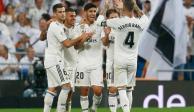 Real Madrid vence 1-0 al Espanyol en La Liga del futbol de España