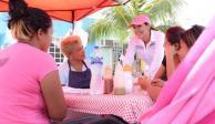 Propone Candy Ayuso atender movilidad urbana en Cancún