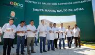 Chiapas amplía red de servicios médicos para las comunidades indígenas