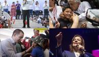 Firman candidatos compromisos por la niñez ...y presentan plataformas