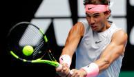 Nadal vence a Schwartzman y se ubica en cuartos de final del Open de Australia 2018