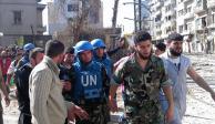 ONU acusa a Norcorea de abastecer a Siria suministros para producir armas químicas