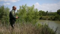 VIDEO: Patrulla Fronteriza mata a inmigrante en Texas