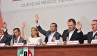 Aprueba PRI elegir a candidato por Convención de Delegados
