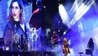 Ofrece Paty Cantú concierto en Jojutla, Morelos