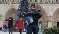 Refuerza Francia seguridad ante temor de ataques terroristas