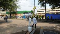 Conceden amparo a directora del Rébsamen; no será detenida