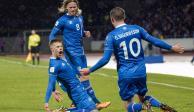 Islandia consigue victoria histórica y se cuela a su primer mundial